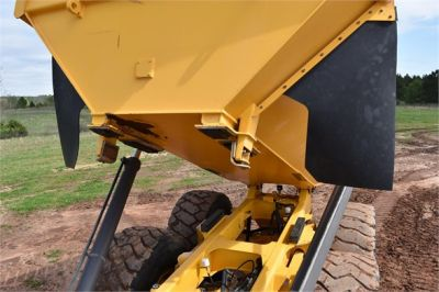 USED 2007 VOLVO A40D OFF HIGHWAY TRUCK EQUIPMENT #2102-32