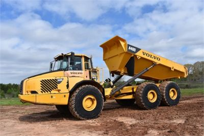 USED 2007 VOLVO A40D OFF HIGHWAY TRUCK EQUIPMENT #2102-4