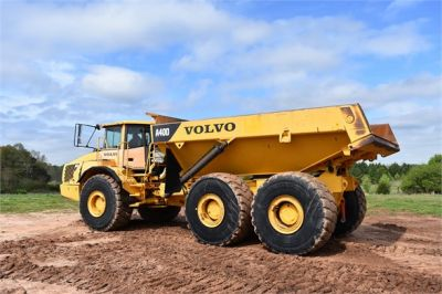 USED 2007 VOLVO A40D OFF HIGHWAY TRUCK EQUIPMENT #2102-5