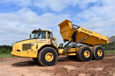 USED 2007 VOLVO A40D OFF HIGHWAY TRUCK EQUIPMENT #2102-6