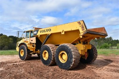 USED 2007 VOLVO A40D OFF HIGHWAY TRUCK EQUIPMENT #2102-7