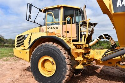 USED 2007 VOLVO A40D OFF HIGHWAY TRUCK EQUIPMENT #2102-8