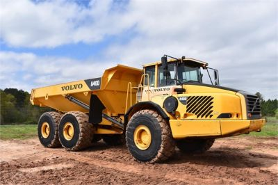 USED 2007 VOLVO A40D OFF HIGHWAY TRUCK EQUIPMENT #2102-9