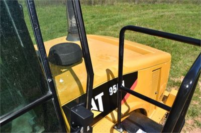 USED 2011 CATERPILLAR 950H WHEEL LOADER EQUIPMENT #2105-26