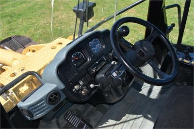 USED 2011 CATERPILLAR 950H WHEEL LOADER EQUIPMENT #2105-30