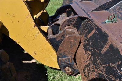 USED 2011 CATERPILLAR 950H WHEEL LOADER EQUIPMENT #2105-40