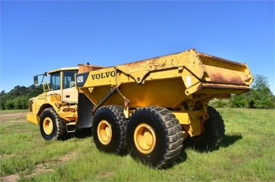 USED 2007 VOLVO A25D OFF HIGHWAY TRUCK EQUIPMENT #2109-11