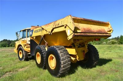 USED 2007 VOLVO A25D OFF HIGHWAY TRUCK EQUIPMENT #2109-12