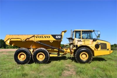USED 2007 VOLVO A25D OFF HIGHWAY TRUCK EQUIPMENT #2109-14