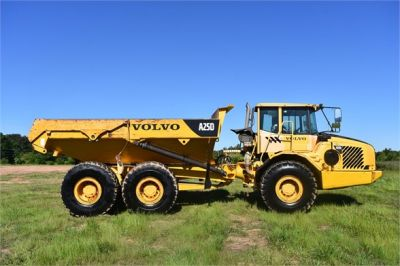 USED 2007 VOLVO A25D OFF HIGHWAY TRUCK EQUIPMENT #2109-15