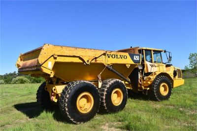 USED 2007 VOLVO A25D OFF HIGHWAY TRUCK EQUIPMENT #2109-18