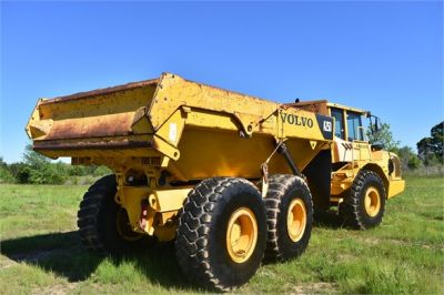 USED 2007 VOLVO A25D OFF HIGHWAY TRUCK EQUIPMENT #2109-19