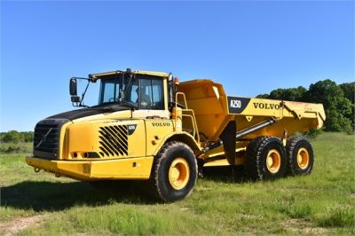 USED 2007 VOLVO A25D OFF HIGHWAY TRUCK EQUIPMENT #2109-2