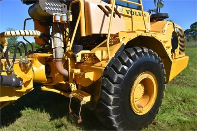 USED 2007 VOLVO A25D OFF HIGHWAY TRUCK EQUIPMENT #2109-22
