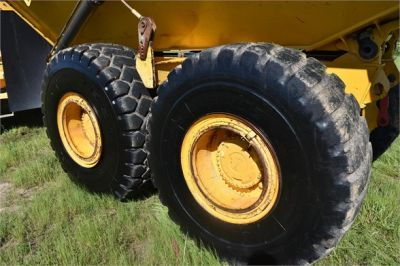 USED 2007 VOLVO A25D OFF HIGHWAY TRUCK EQUIPMENT #2109-25