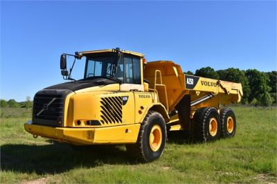USED 2007 VOLVO A25D OFF HIGHWAY TRUCK EQUIPMENT #2109-3