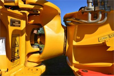 USED 2007 VOLVO A25D OFF HIGHWAY TRUCK EQUIPMENT #2109-31