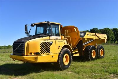 USED 2007 VOLVO A25D OFF HIGHWAY TRUCK EQUIPMENT #2109-4