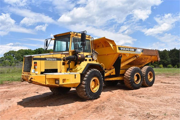 USED 1996 VOLVO A30C OFF HIGHWAY TRUCK EQUIPMENT #2111