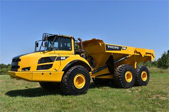 USED 2011 VOLVO A40F OFF HIGHWAY TRUCK EQUIPMENT #2112