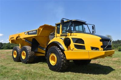 USED 2011 VOLVO A40F OFF HIGHWAY TRUCK EQUIPMENT #2112-10