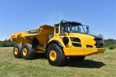 USED 2011 VOLVO A40F OFF HIGHWAY TRUCK EQUIPMENT #2112-11
