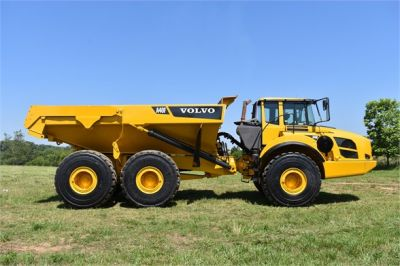 USED 2011 VOLVO A40F OFF HIGHWAY TRUCK EQUIPMENT #2112-13