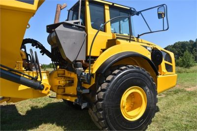 USED 2011 VOLVO A40F OFF HIGHWAY TRUCK EQUIPMENT #2112-15