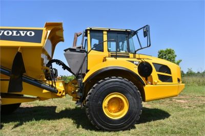 USED 2011 VOLVO A40F OFF HIGHWAY TRUCK EQUIPMENT #2112-16