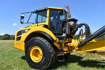 USED 2011 VOLVO A40F OFF HIGHWAY TRUCK EQUIPMENT #2112-17