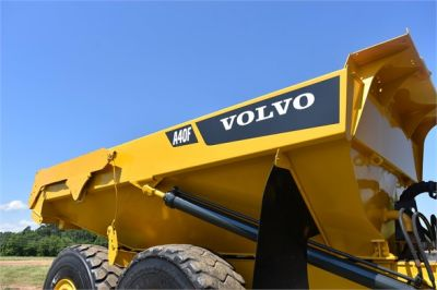 USED 2011 VOLVO A40F OFF HIGHWAY TRUCK EQUIPMENT #2112-18