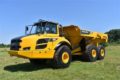 USED 2011 VOLVO A40F OFF HIGHWAY TRUCK EQUIPMENT #2112-2