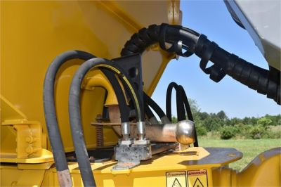 USED 2011 VOLVO A40F OFF HIGHWAY TRUCK EQUIPMENT #2112-28