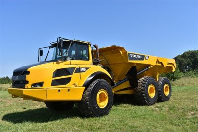 USED 2011 VOLVO A40F OFF HIGHWAY TRUCK EQUIPMENT #2112-3