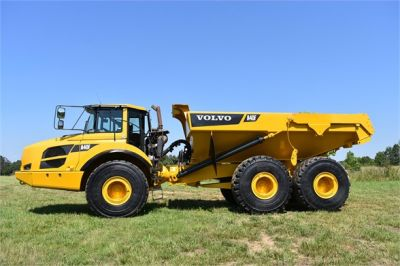 USED 2011 VOLVO A40F OFF HIGHWAY TRUCK EQUIPMENT #2112-4