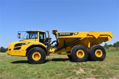 USED 2011 VOLVO A40F OFF HIGHWAY TRUCK EQUIPMENT #2112-5