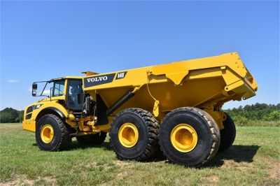 USED 2011 VOLVO A40F OFF HIGHWAY TRUCK EQUIPMENT #2112-6