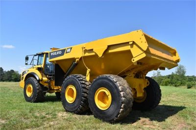 USED 2011 VOLVO A40F OFF HIGHWAY TRUCK EQUIPMENT #2112-7