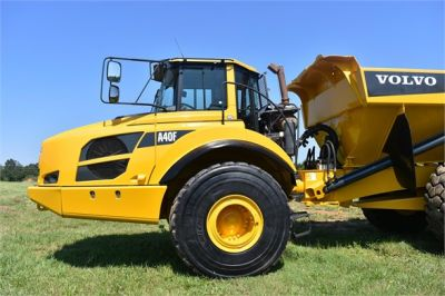 USED 2011 VOLVO A40F OFF HIGHWAY TRUCK EQUIPMENT #2112-8