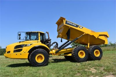 USED 2011 VOLVO A40F OFF HIGHWAY TRUCK EQUIPMENT #2112-9