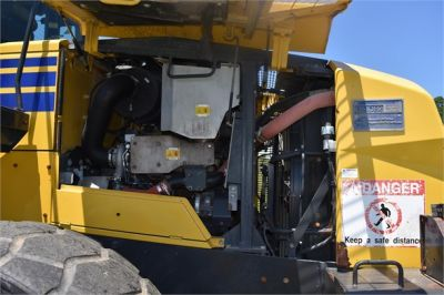 USED 2012 KOMATSU WA380-7 WHEEL LOADER EQUIPMENT #2115-21