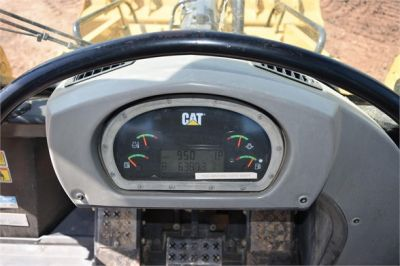 USED 2008 CATERPILLAR 953D CRAWLER LOADER EQUIPMENT #2119-30