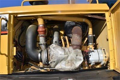 USED 2005 CATERPILLAR 140H MOTOR GRADER EQUIPMENT #2122-22