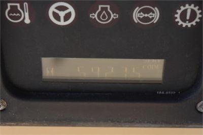 USED 2005 CATERPILLAR 140H MOTOR GRADER EQUIPMENT #2122-35
