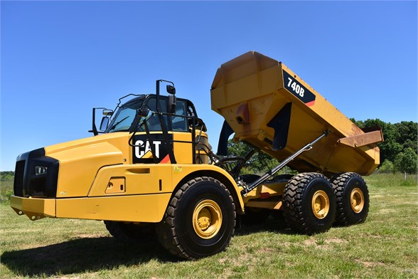 USED 2014 CATERPILLAR 740B OFF HIGHWAY TRUCK EQUIPMENT #2131