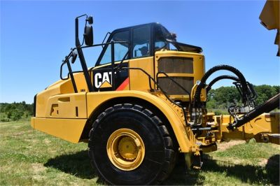 USED 2014 CATERPILLAR 740B OFF HIGHWAY TRUCK EQUIPMENT #2132-19