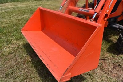 USED 2019 KUBOTA M7060D FARM TRACTOR EQUIPMENT #2133-27