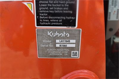 USED 2019 KUBOTA M7060D FARM TRACTOR EQUIPMENT #2133-45