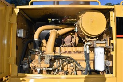 USED 1998 CATERPILLAR 140H MOTOR GRADER EQUIPMENT #2134-14