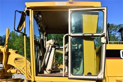 USED 1998 CATERPILLAR 140H MOTOR GRADER EQUIPMENT #2134-20